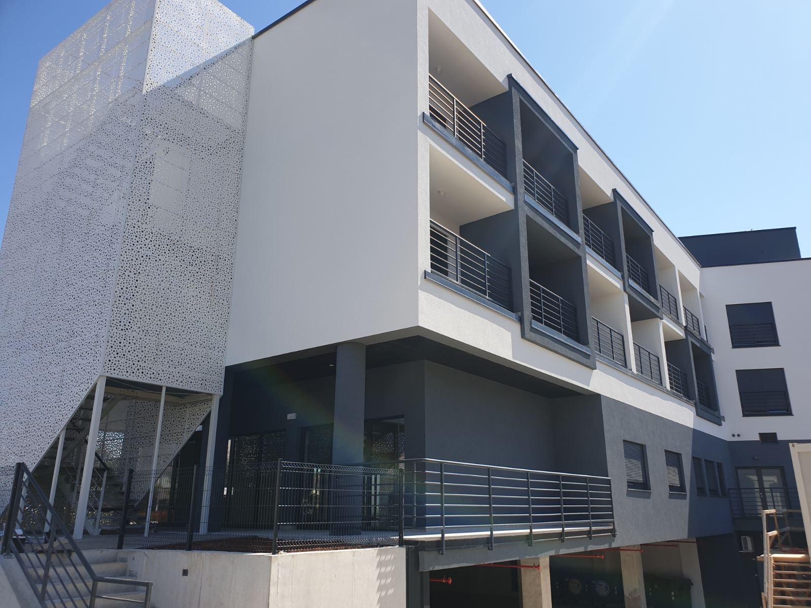 Hotel za smještaj sezonskih radnika Aminess - Novigrad